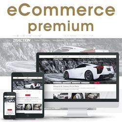 eCommerce Website - Premium